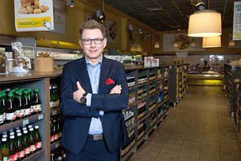 Przemysław Tomaszewski, wiceprezes Organic Farma Zdrowia.