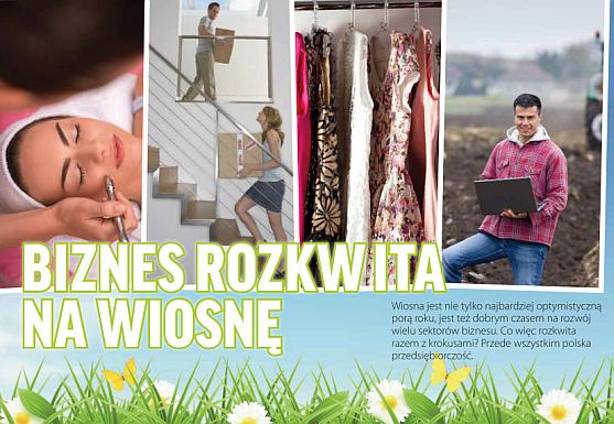 d2467d14a4 Biznes rozkwita na wiosnę - Franczyza W Polsce