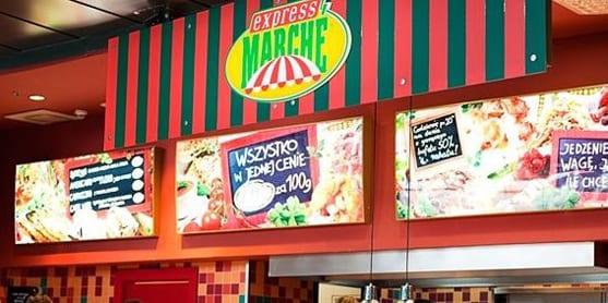 Express Kuchnia Marche Wyjątkowy Smak Konceptu Restauracji