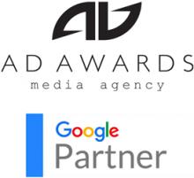 Logo-AD AWARDS PARTNER GOOGLE