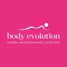 Logo-BODY EVOLUTION STUDIO MODELOWANIA SYLWETKI