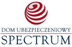 Logo-DOM UBEZPIECZENIOWY SPECTRUM